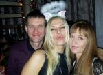 20141220_200908.jpg - Arkadijus, Lina ir Daiva